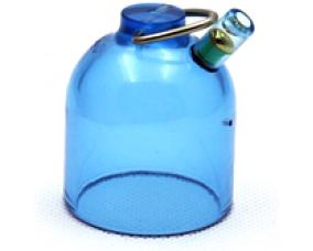 Vacuum plastic cap for penis extender
